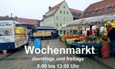 sondershausen markt
